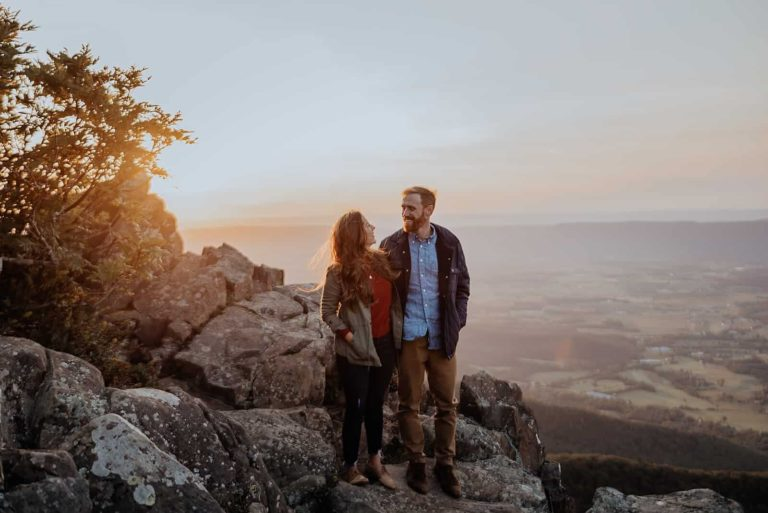 The Best Skyline Drive Overlooks for Taking Photos